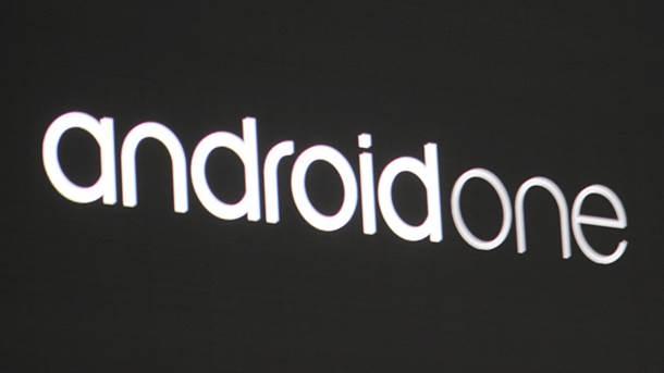 AndroidOne logo.