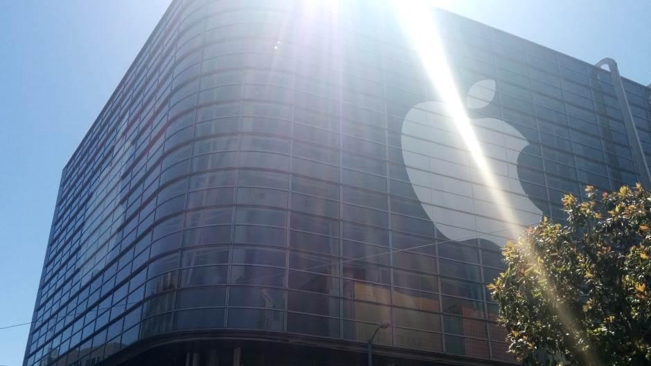 Sa WWDC 2014 kongresnog centra.