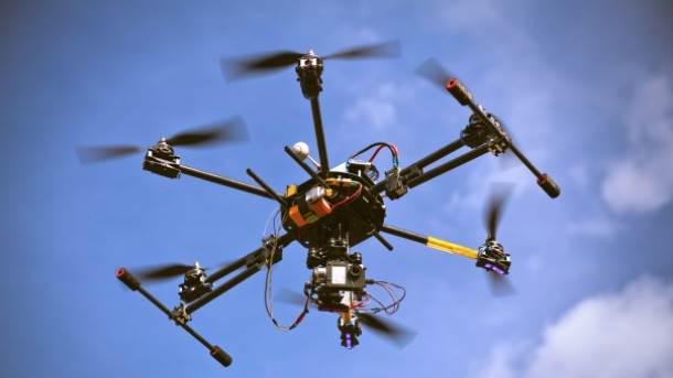 dron letelica