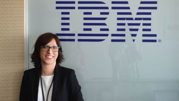Nataša Sekulić, IBM.