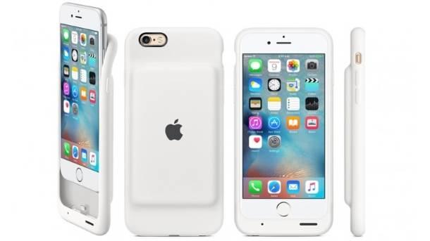 Apple, Apple Smart Battery Case, Smart Battery Case, iPhone 6, iPhone 6S