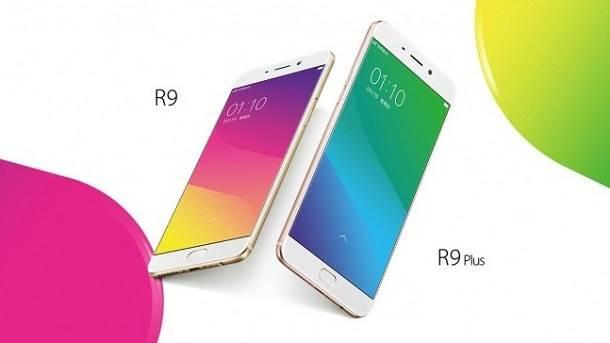 Oppo R9 & R9 Plus