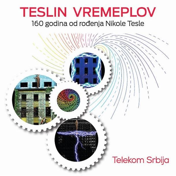 Telekom Srbija, Nikola Tesla, Tesla, Vremeplov