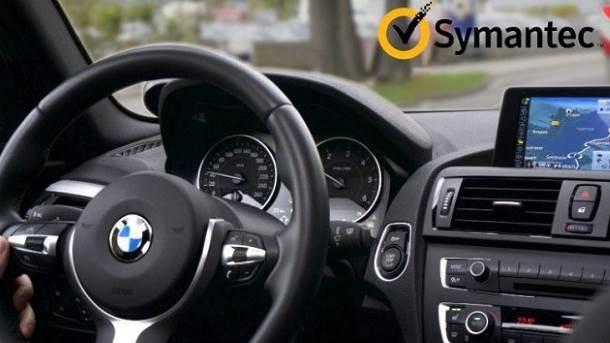 Symantec, BMW, Volan, Auto, Automobil, Kola