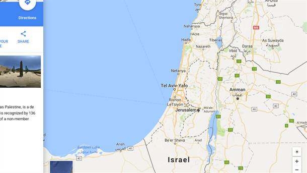 izrael palestina