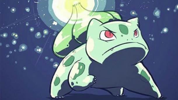 zeleni pokemon