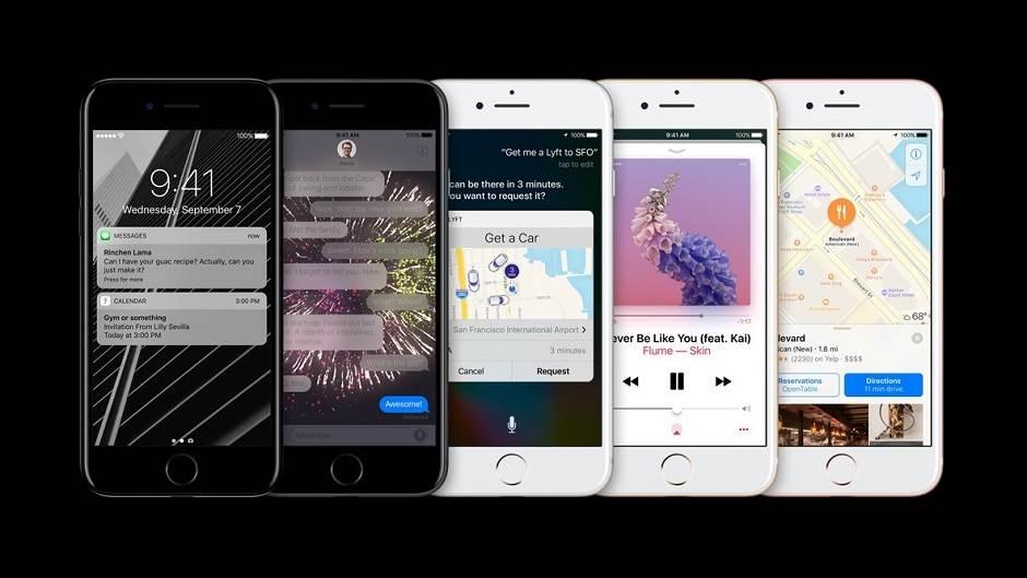 Apple iPhone 7 & iPhone 7 Plus
