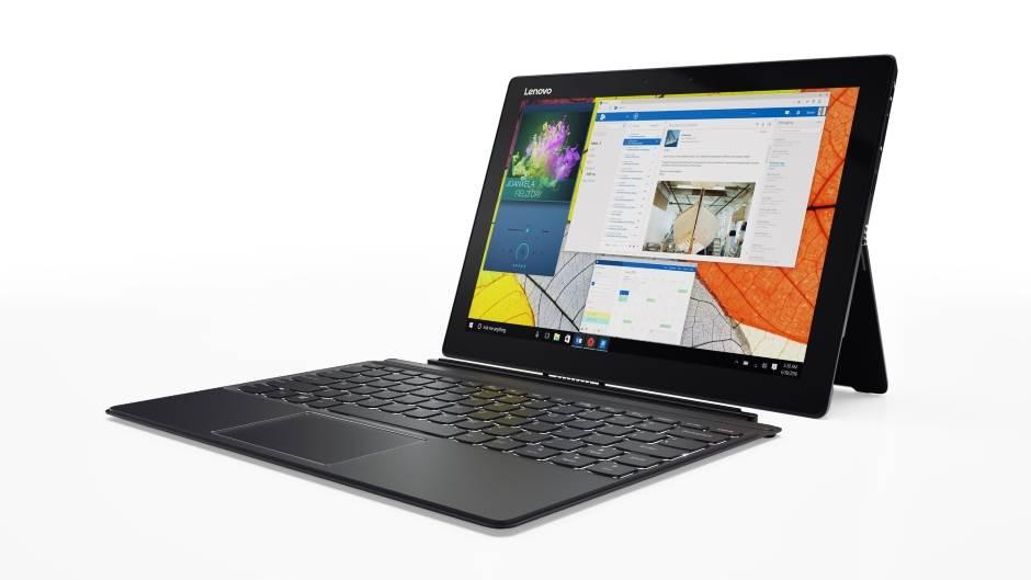Lenovo Miix 720 CES 2017, Tablet, Windows 10