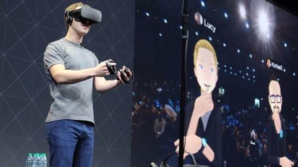 Oculus,Cukerberg, ZeniMax, Facebook, Fejs, Face, FB