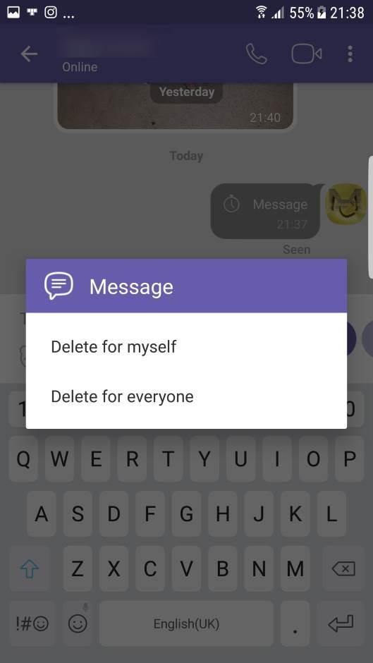 Viber: Kako slati tajne samouništavajuće poruke | Saveti