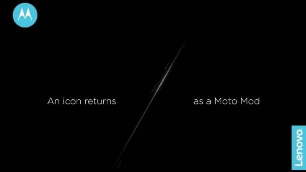 Moto Mods, RAZR, Lenovo