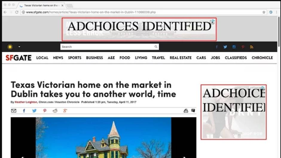 Blokator reklama, Ad Block, Ad Blokator