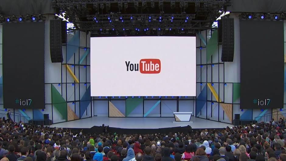 Google I/O 2017, YouTube, JuTjub, Chat