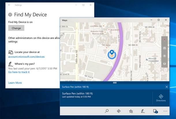 Windows 10 Fall Creators Update insider preview