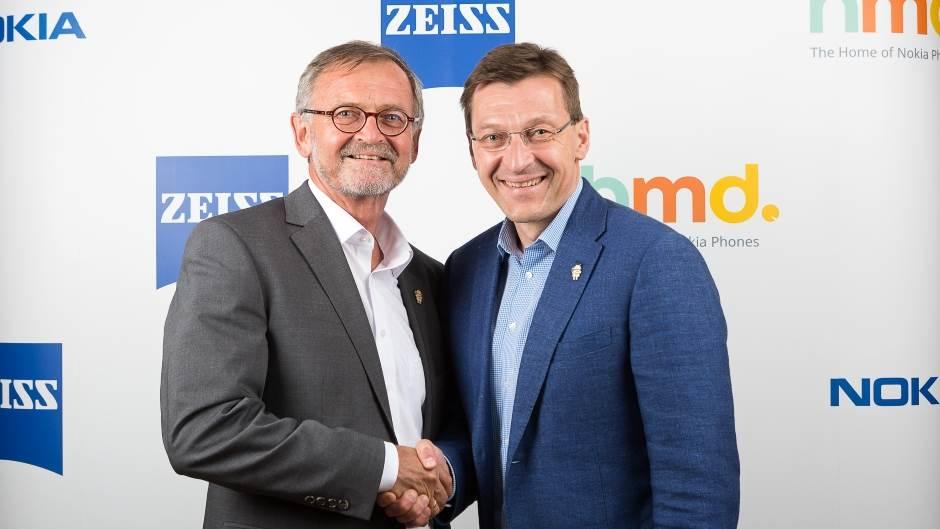Nokia, ZEISS, Carl Zeiss, Kamera, HMD, Nokia HMD