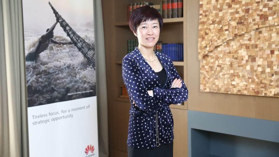 Chen Lifang, Huawei