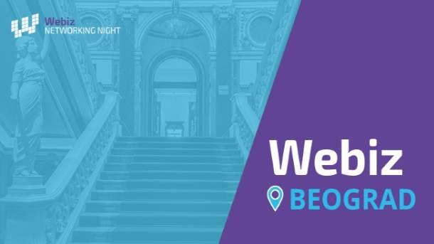 Webiz Beograd 2017