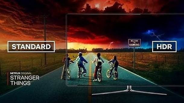 HDR, Netflix