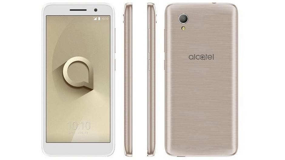 Alcatel 1, Android Go