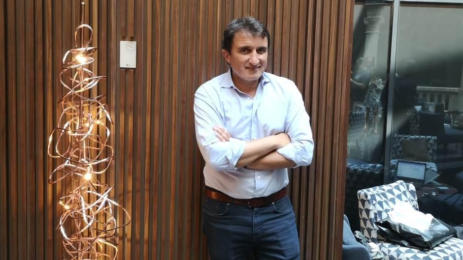 Đamel Agaua, Viber CEO