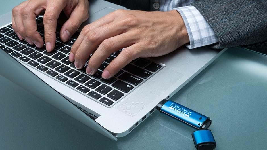 Kingston Data Traveler Vault Privacy 3.0 USB memorija cena u Srbiji, prodaja, kupovina, USB memorija