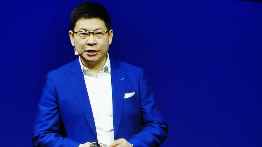 Ričard Ju, Huawei.
