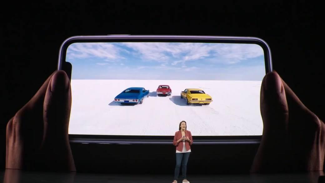 Apple iPhone 11 dve kamere