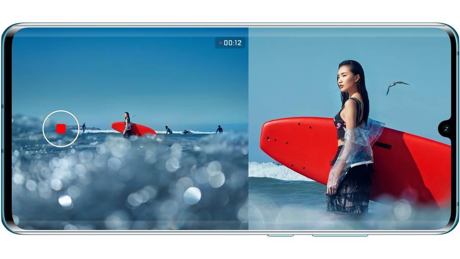Huawei P30 Dual View video, Huawei P30 Pro Dual View video, Šta je Dual-View Video Huawei, Huawei P30 Lite