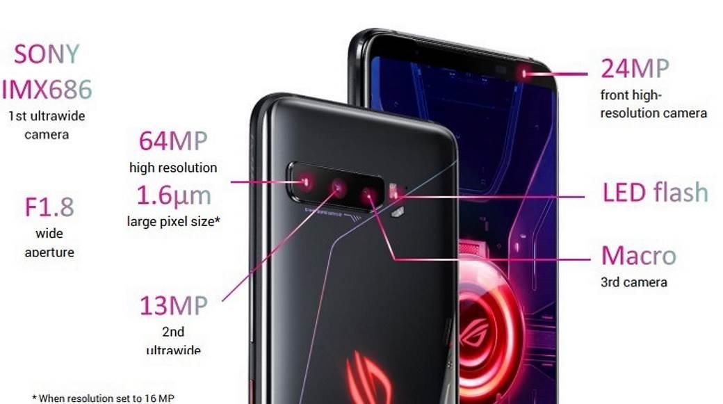ASUS ROG Phone 3 specifikacije, foto, video, Kako radi najbrži telefon na svetu ASUS ROG Phone 3