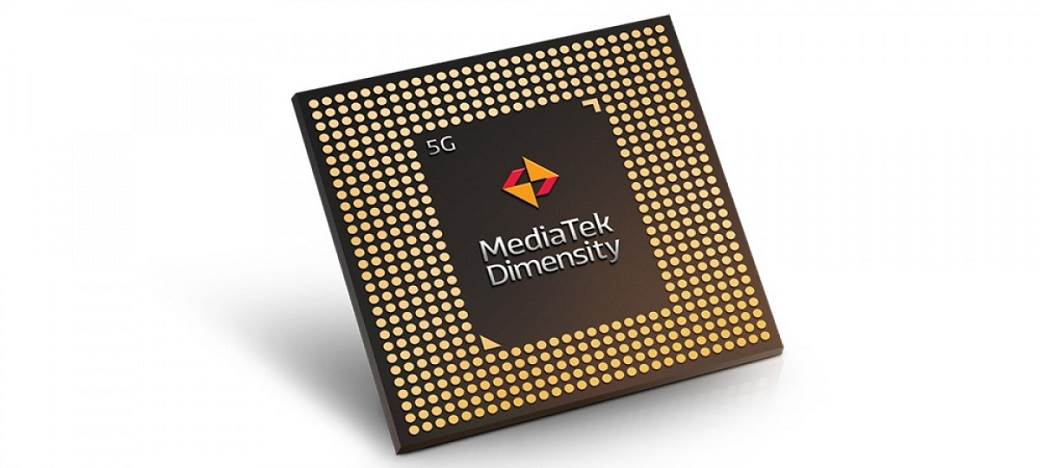 MediaTek Dimensity čipset 5G mreža