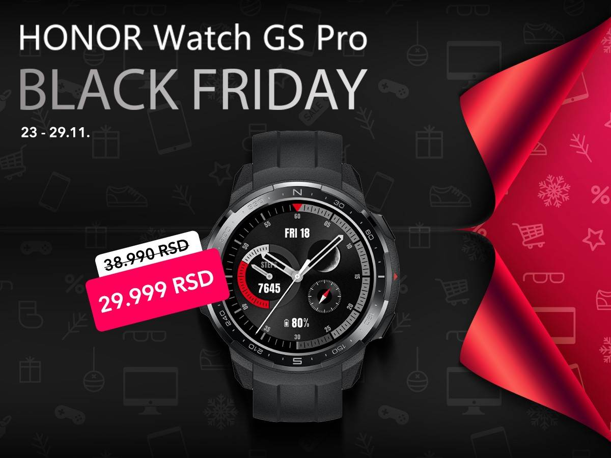 honor watch gs pro cena opis sata funkcija kako radi specifikacije