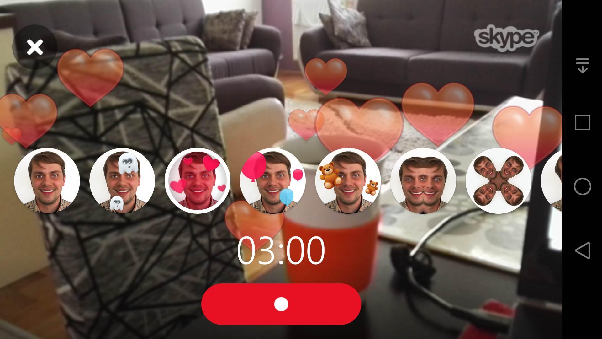 Skype cure za Devojke za
