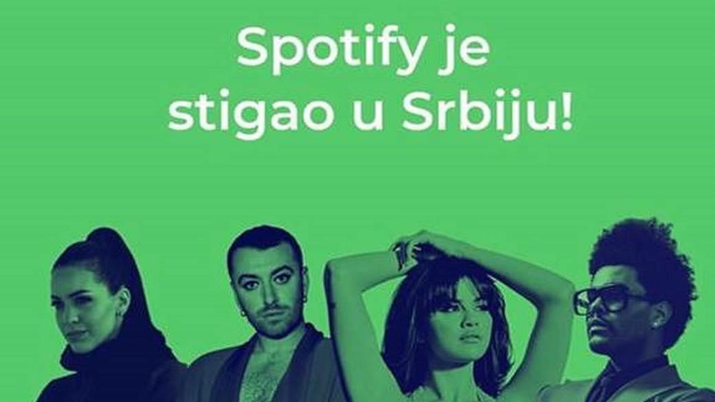 Spotify Srbija
