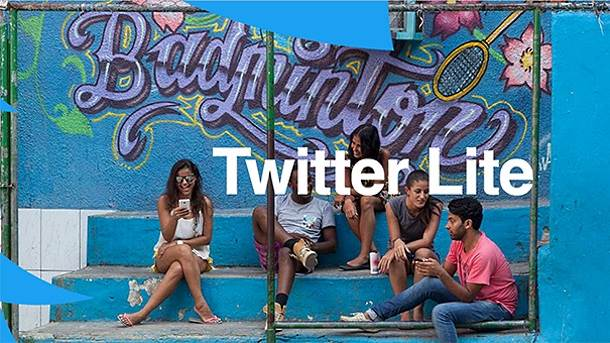 Twitter lite Download Android