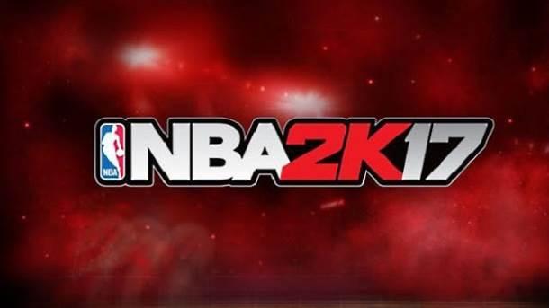 NBA 2K17, 2K17