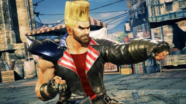 Paul, Tekken 7.