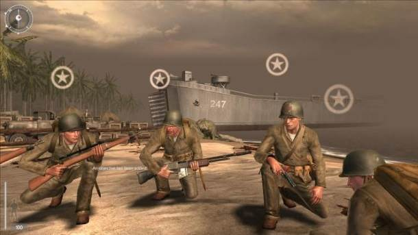 Medal of Honor, Pacific Assault