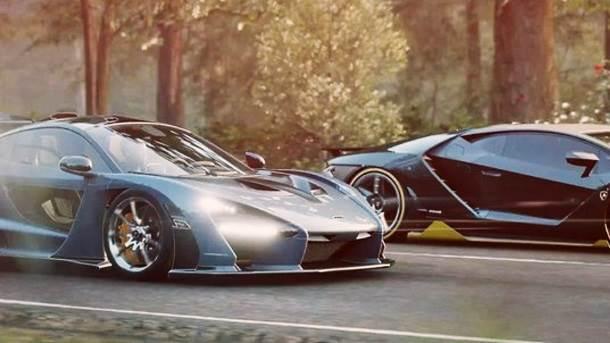 Forza Horizon 4 E3 2018 Microsoft trka automobila