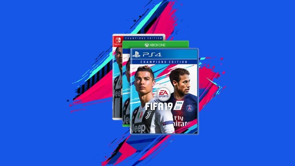 FIFA 2019.