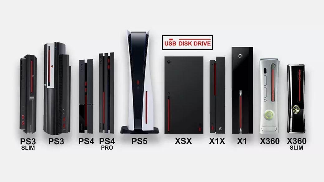 Pogledajte koliko je PlayStation 5 velik
