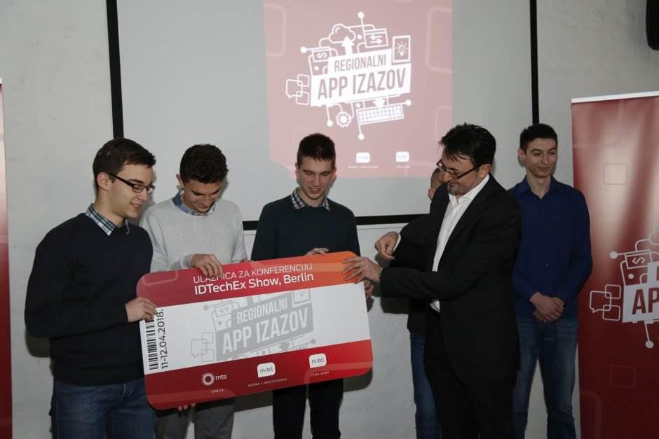 mts, regionalni app konkurs, konkurs