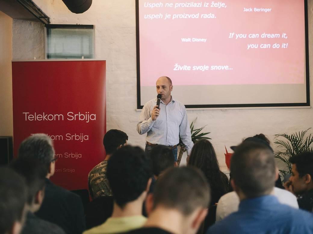 Predrag Krajnović (Telekom Srbija)