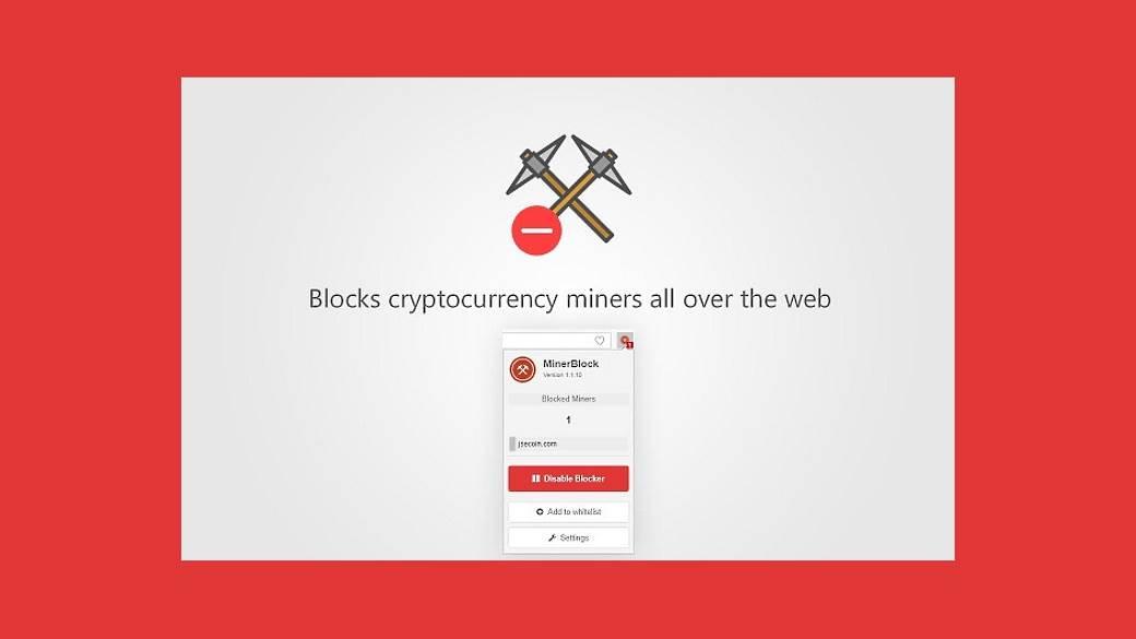 rudarenje kriptovaluta krišom onlajn blokiranje web browser