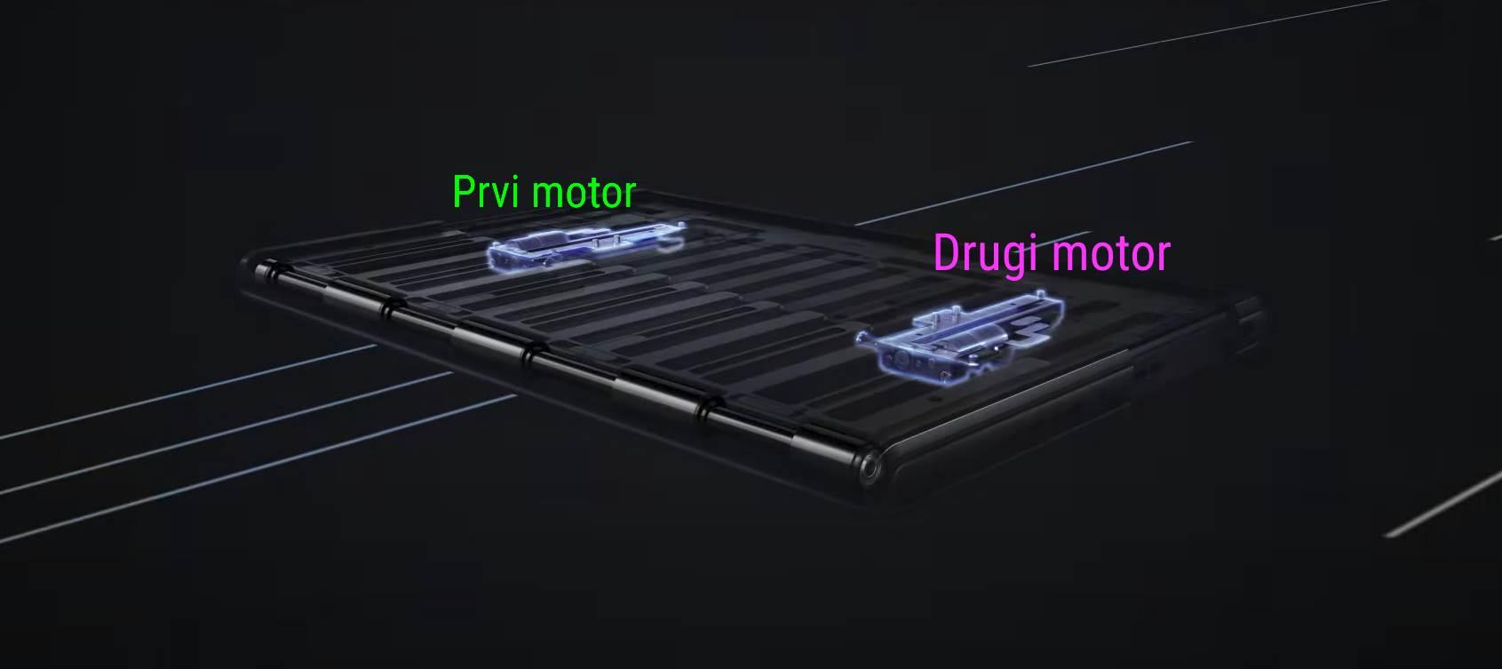 oppo x 2021 telefon čiji se ekran širi