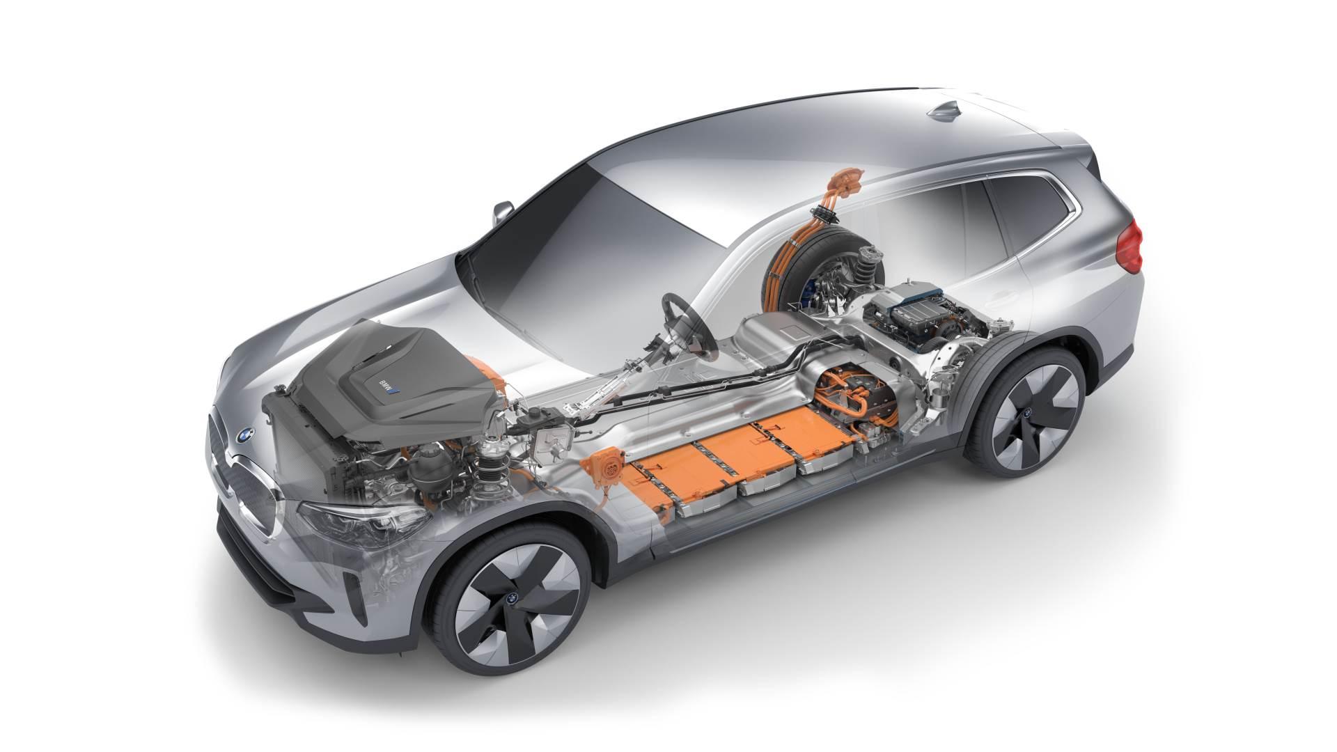 Novi električni BMW iX3