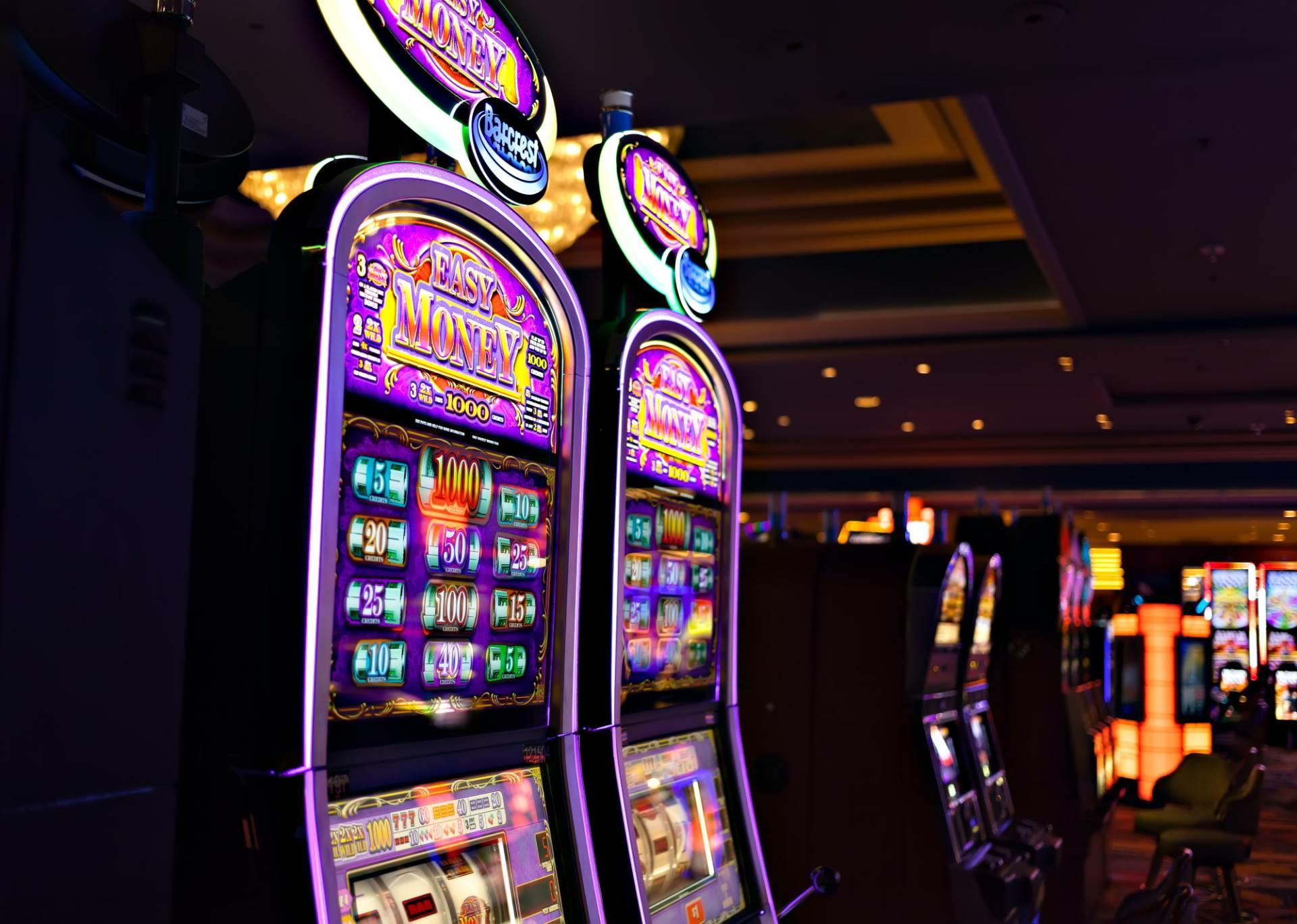 Slot aparati za kockanje