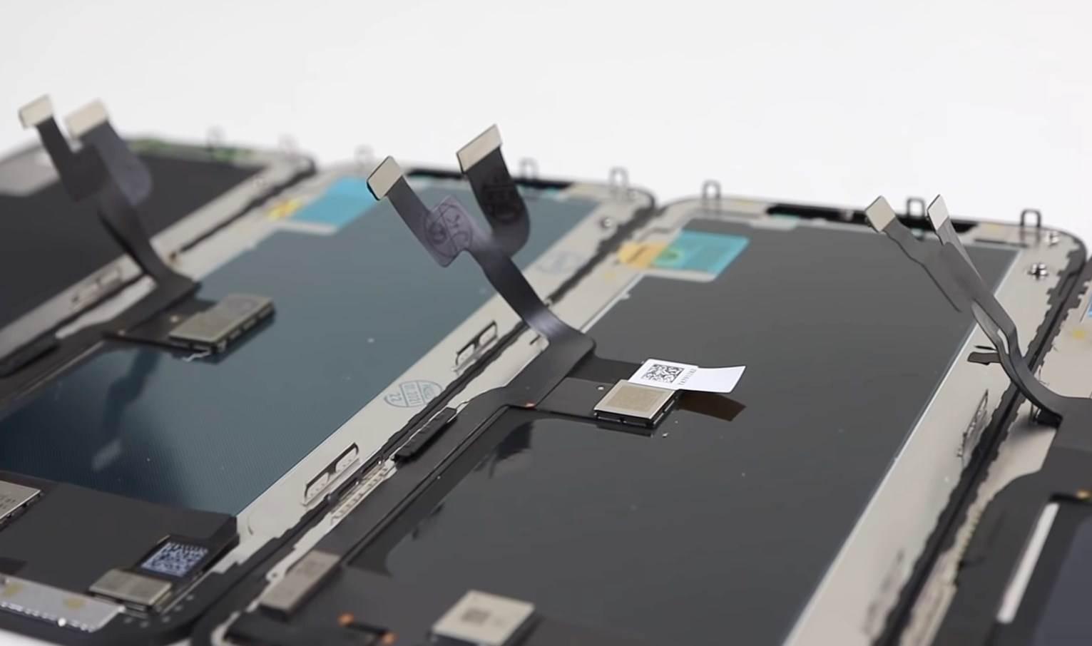 iPhone zamenski ekrani