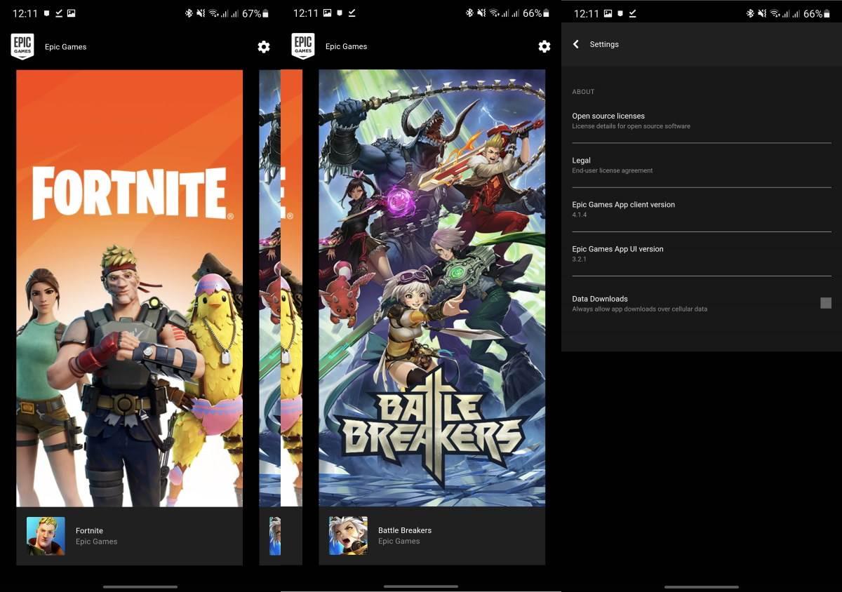 Fortnite na Epic Games