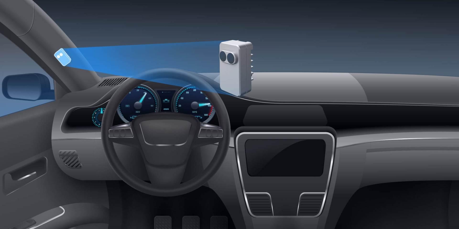 DJI sistem za praćenje vozača