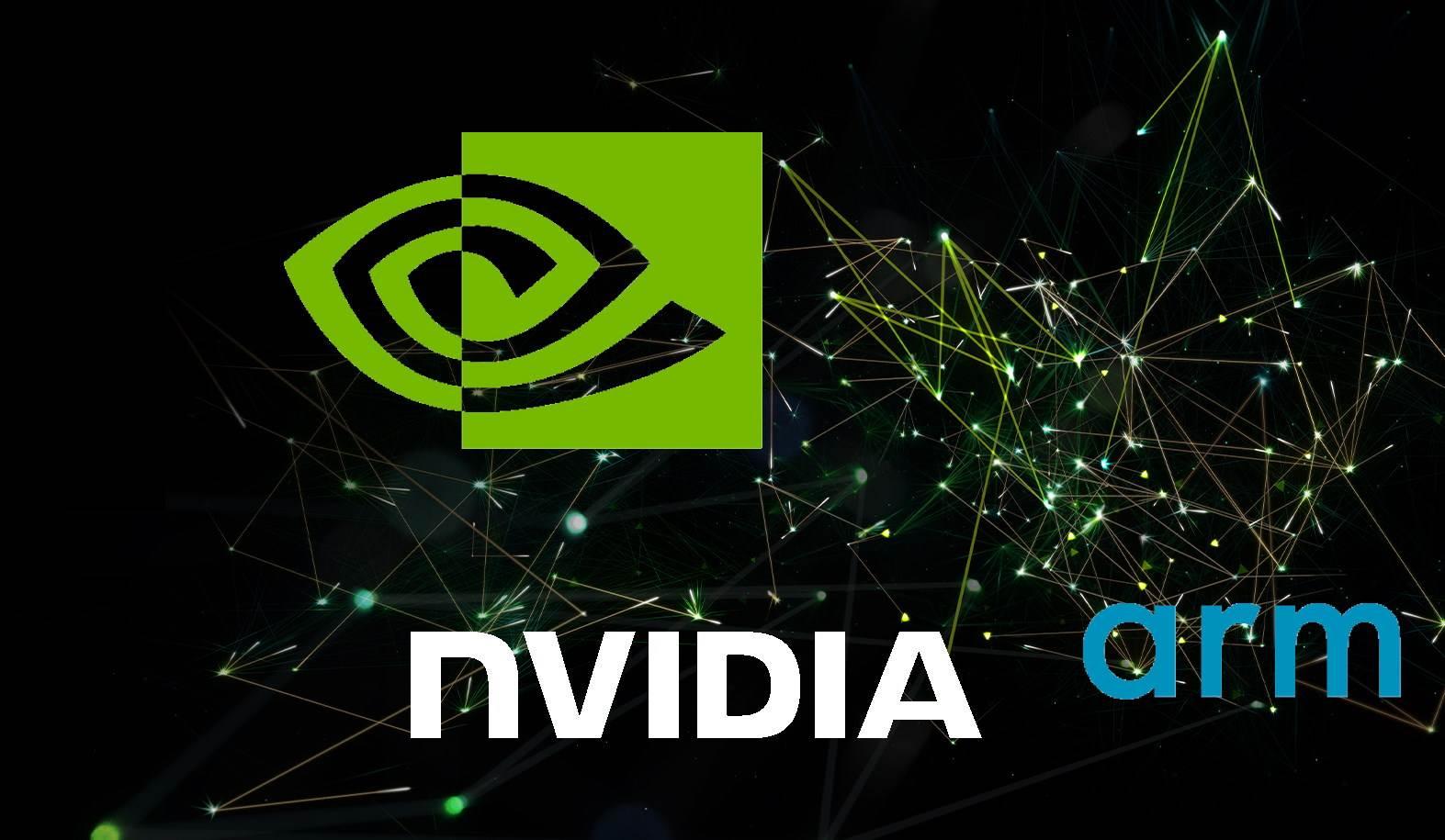 Nvidia i ARM